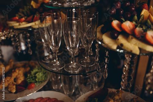 Papel de parede glasses of champagne