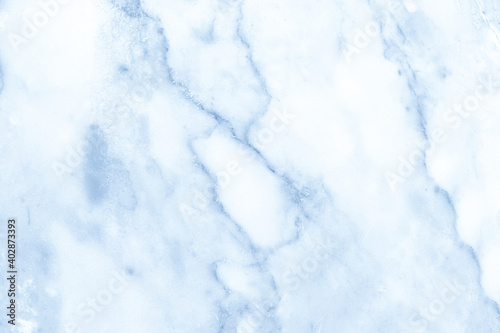 Marble granite blue background wall surface white pattern graphic abstract light elegant gray for do floor ceramic counter texture stone slab smooth tile silver natural for interior decoration.