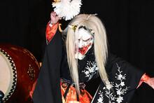 日本の伝統芸能、神楽、広島神楽、新舞、魅力、文化の継承、kagura、鬼、般若、土蜘蛛、葛城山、滝夜叉姫