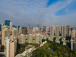 Aerial Photograph of Futian District, Shenzhen City