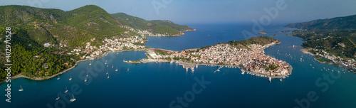 Fotografie, Tablou Poros greece
