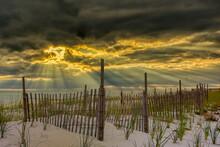 """Stormy Sunrays"""