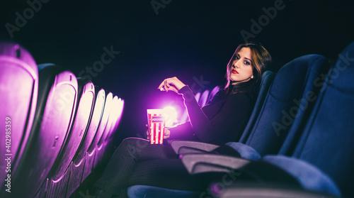 Fotografering Piattaforme di streaming i nuovi cinema