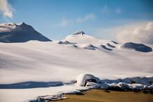 Winter In Lofoten Islands, Northern Norway