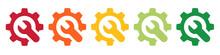 Réparabilité : Logo 5 Couleurs