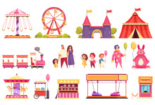 Amusement Park Set