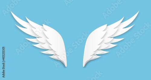 Fotografija Origami wings