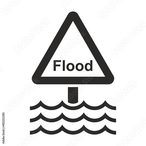 Fotografija Flood icon