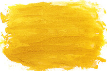 Background Of Golden Paint Perfect For Adding Your Own Text