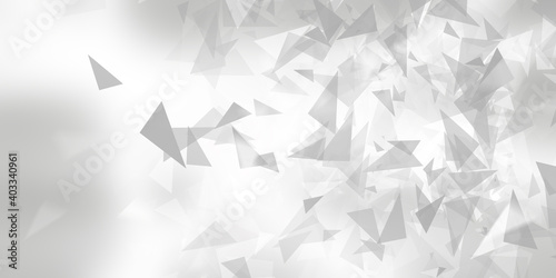 Photo Gray halftone pattern with white line motion backdrop wallpaper