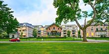 Wilhelminapark In Apeldoorn - The Netherlands