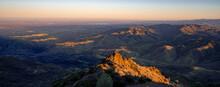 Mount Diablo Summit Sunset 2