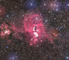 Statue Of Liberty Nebula