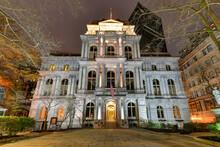 Old City Hall - Boston
