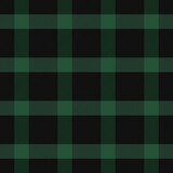 Christmas and new year tartan plaid. Scottish pattern in green and black cage. Scottish cage. Traditional Scottish checkered background. Seamless fabric texture. Vector illustration - 403592126