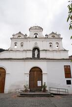 Eglise Et Couvent De Notre-Dame De Las Aguas à Bogota En Colombie