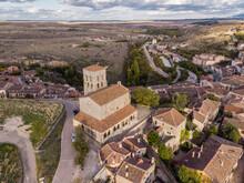 Church Of El Salvador, Castilian Romanesque, Sepúlveda., Segovia Province, Spain