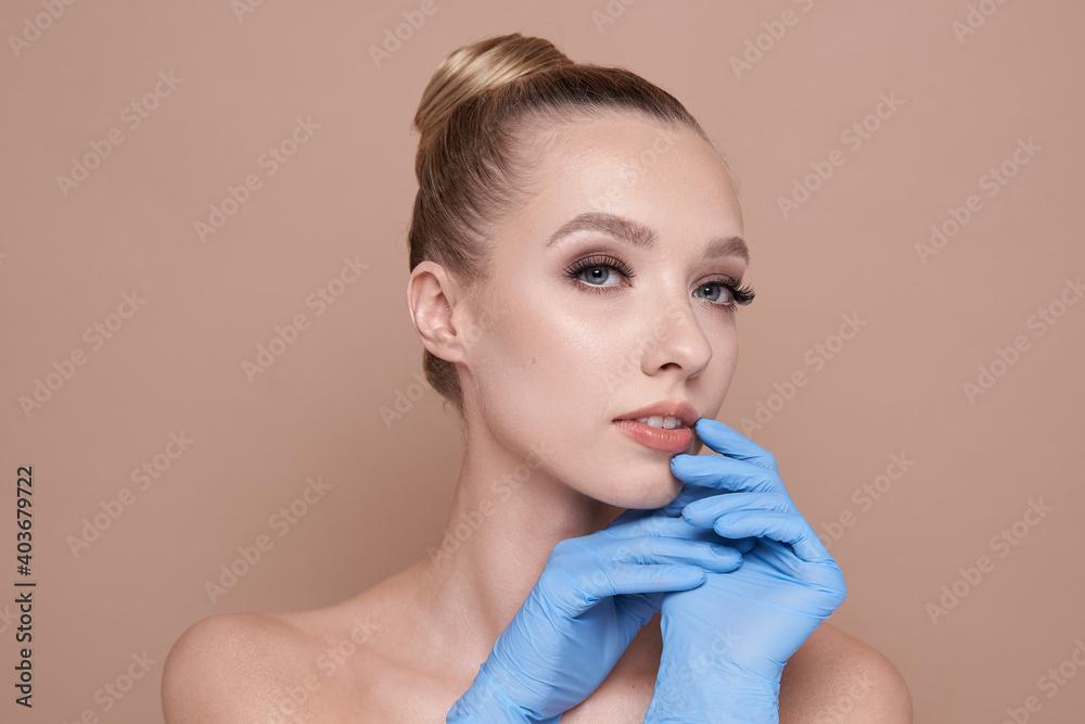 Fototapeta Medycyna estetyczna