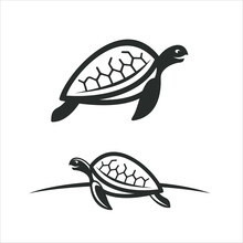 A Collections Of Turtle Icon.