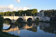 Rzym, widok na Tyber