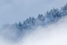 Abundant Snowfall Climate Change Italy