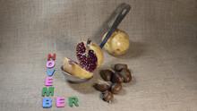 Vegetable Calendar November