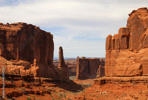 Arches National Park - Fototapet