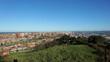 Vista panorámica desde Peñacastillo, Santander, Cantabria, España