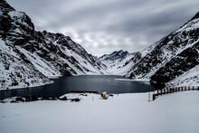Lago Em Portillo