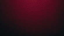 Beautiful Red Background, Background With Small Dots In Polka Dots, Carpet Texture. Desktop Background.