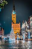 Fototapeta Fototapeta Londyn - Gdańsk Stare Miasto  Gdansk Old Town