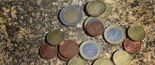 Monete Da Centesimi Di Euro - Ricchezza