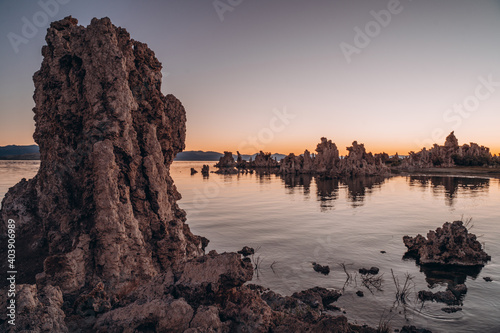 Fotografía Mono Lake Tufa