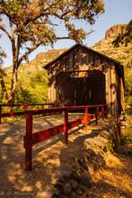 Historic Tri Span Covered Bridge