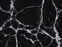 Natural Black White Marble Texture Template Background Abstract Watercolor