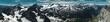 Leinwandbild Motiv Panoramic View Of Sea Against Sky