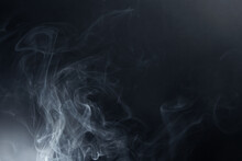 Smoke A Visible Suspension Of Carbon Or Other Particles In Air.