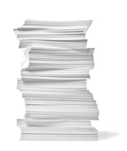 Paper Stack Pile Office Paperwork Busniess Education