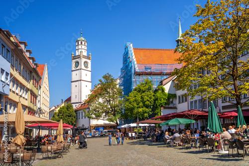 Foto Blaserturm, Ravensburg, Baden-Württemberg, Deutschland