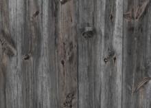 Dark Brown Wooden Boards As Background