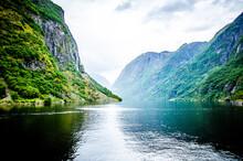 Norwegen, Fjordlandschaft