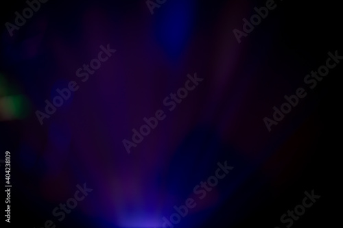 Kolorowe tło laserowe