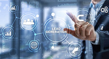 Lead Generation. Finding And Identifying Customers For Your Business Products Or Services.