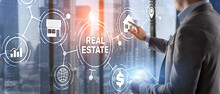 Real Estate Concept. Buying Real Estate For Business Or Life.