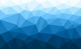 Full Frame Shot Of Blue Abstract Background
