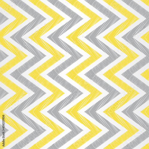 seamless-embroidery-vertical-zigzag-pattern-vector-illuminating-yellow-and-ultimate-gray-color