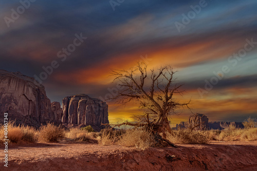 Photo monument valley