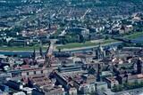 Fototapeta Do pokoju - High Angle View Of Buildings In City