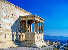The Erechtheion,Athens