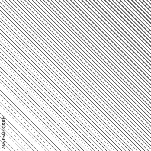 Obraz na plátně Texture with diagonal stripes and Black and white background Creative vector des